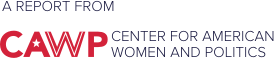 A report from Center for American Women and Politics